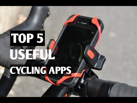TOP 5 USEFUL CYCLING APPS FOR ANDROID 2020