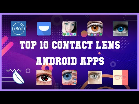 Top 10 Contact Lens Android App | Review