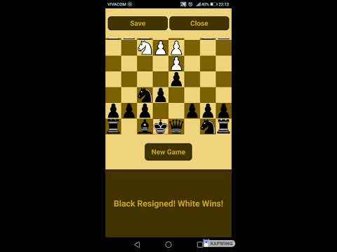 video review of Deep Chess