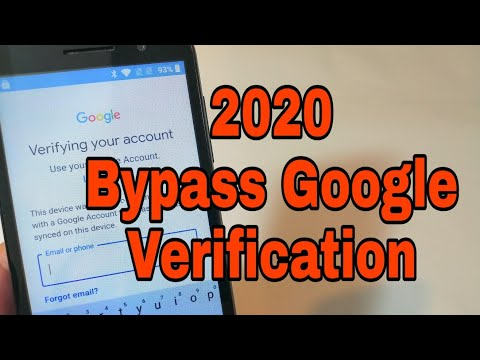 Alcatel 1 5033D/ 5033X/5033G. Remove google account, Bypass FRP. Without PC!!!