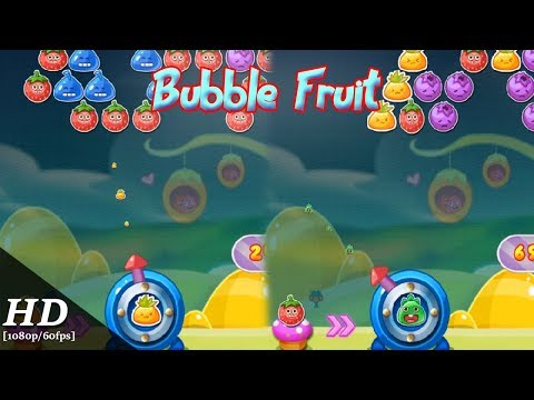 Bubble Fruit Android Gameplay [60fps]