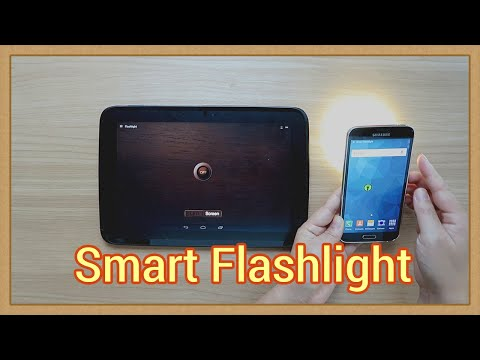 video review of Smart Flashlight