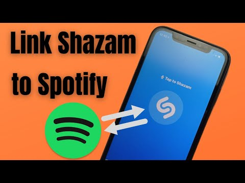 How to Link Shazam to Your Spotify Account   iOS & Android apps (2021)