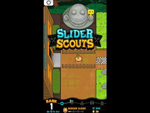 video review of Slider Scouts