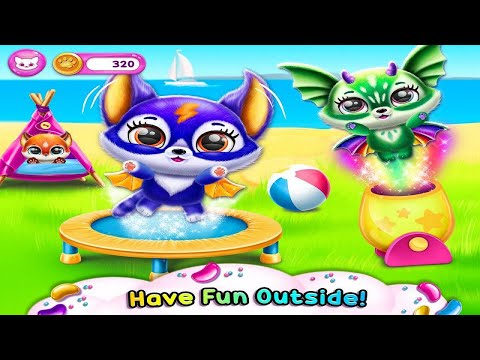 Fluvsies A Fluff to Luv | Play Fun Pet Animal Care Kids Games | TutoTOONS Games for Kids | Part 2