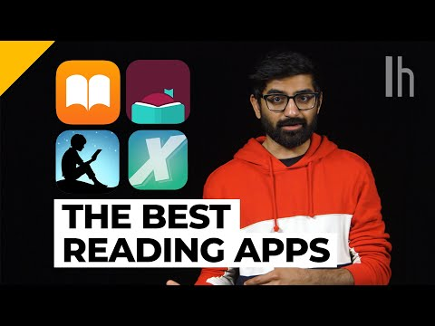 The Best Reading Apps on iPhone and Android
