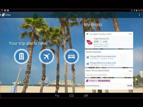 Top Flight Ticket Booking Apps for Android