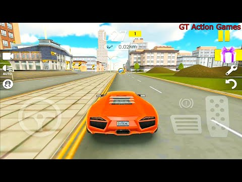 Extreme Car Driving Simulator 2020 - New Update 2020 #1 Android gameplay