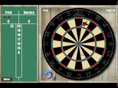 Dart Scorekeeper for Android, iPhone and iPad