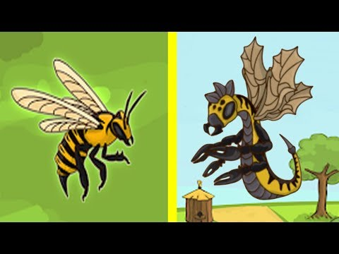 ANGRY BEE Evolution! - LAPCHELOR New Android Game 2018