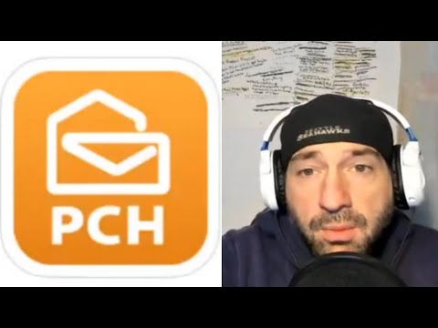THE PCH APP | Win / Earn Money / Cash / Gift Cards Online 2020 App Review | Youtube YT Video
