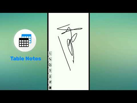 video review of Table Notes