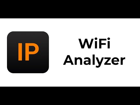 IP Tools: WiFi Analyzer
