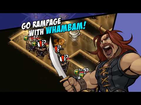 video review of WhamBam Warriors