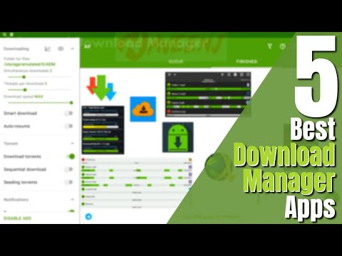 5 Best Download Manager Apps [Android]