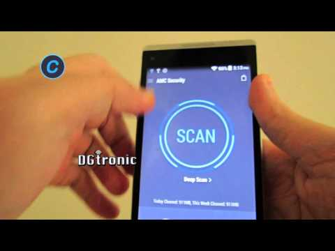 Android App Review  -  AMC Security