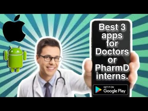 Best Medical apps for MBBS, PharmD Students and graduates   Pharmacotherapy  #pharmacy #apps#Medical