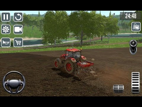 Real Farming Sim 3D 2018   Android Gameplay (Cartoon Games Network)