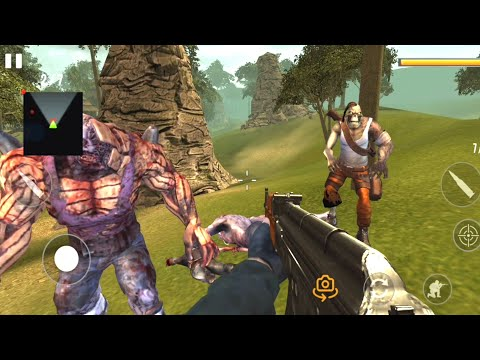 Shooting Games Task Force 2: New Zombie Games _Fps shooting Game _ Android GamePlay. #2