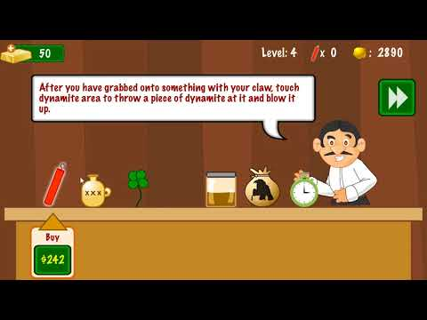 Gold Miner App Game by Sandy