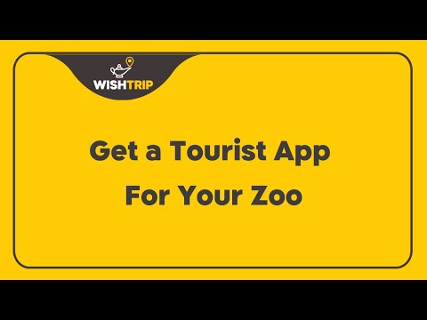 Get a Tourist App For Your Zoo