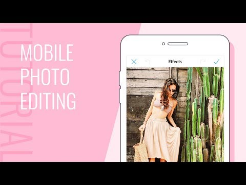 How to Edit Photos on PicMonkey Mobile