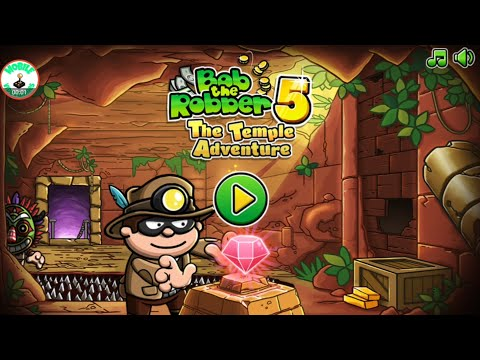 Bob The Robber 5: The Temple Adventure Android/ios Gameplay