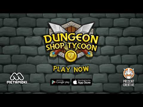 video review of Dungeon Shop Tycoon