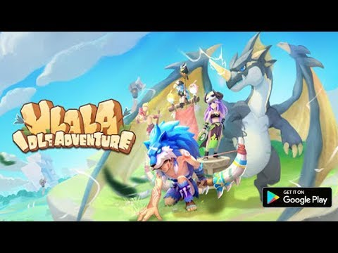 Ulala: Idle Adventure - Android gameplay