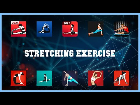 Top 10 Stretching Exercise Android Apps