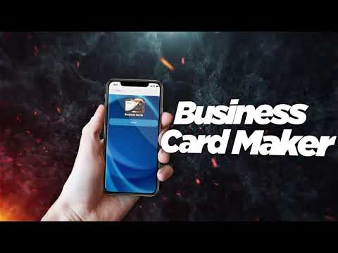 video review of Business Card Maker