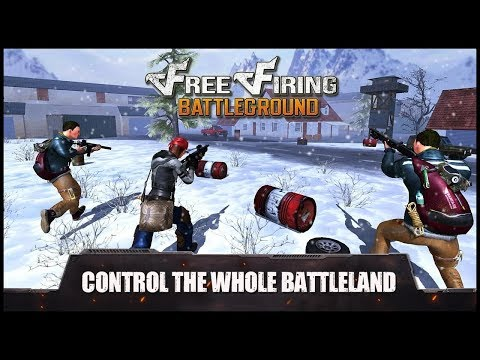 Free Firing Battleground: Fire Squad Survival Android Gameplay