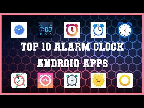 Top 10 Alarm Clock Android App   Review