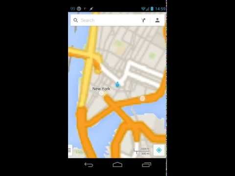 video review of Fake GPS GO Location Spoofer Free