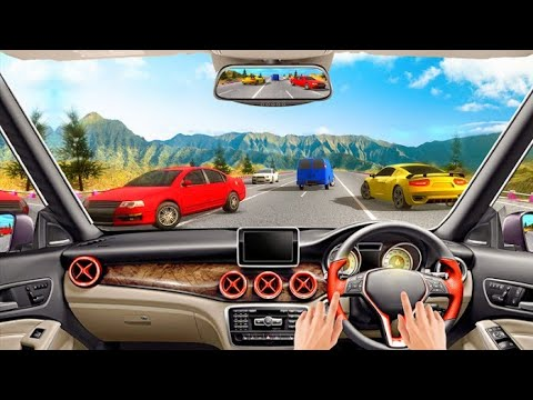 Highway Police Car Racing & Ambulance Rescue - Android Gameplay