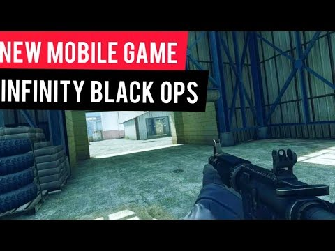 Infinity Black ops Android gameplay
