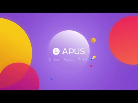 video review of APUS Launcher