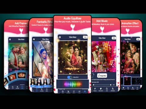 How to Use Lovi - Video Maker  Beat Video Maker Android 2020