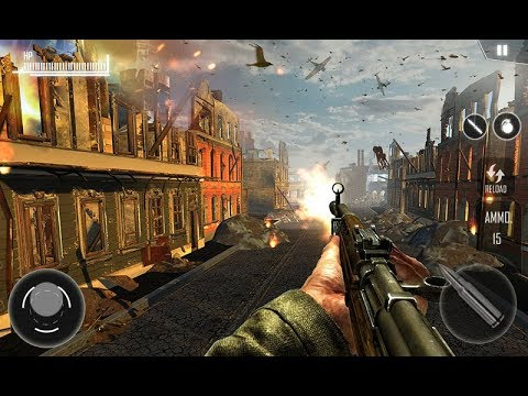 video review of World War Survival Heroes:WW2 FPS Shooting Games