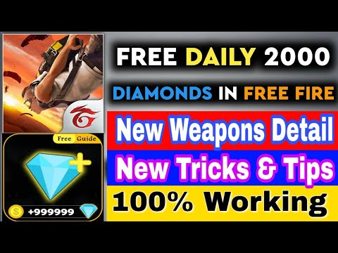 Guide for FF Map Fire-Free 2020: Diamonds & Coins | Fire Diamonds Tricks 2020 | Garena Free Fire