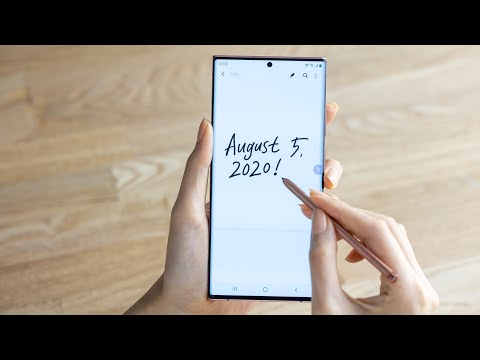10 tips for using Samsung Notes on your Galaxy phone