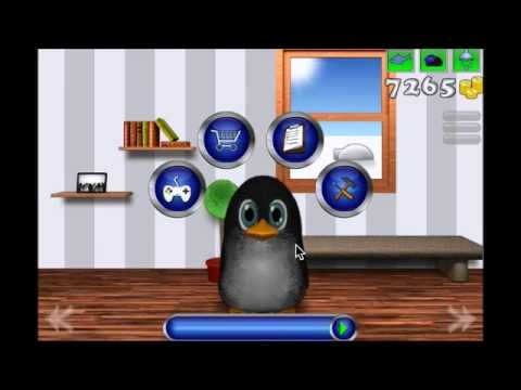 video review of Puffel the Penguin - Your personal sweet pet