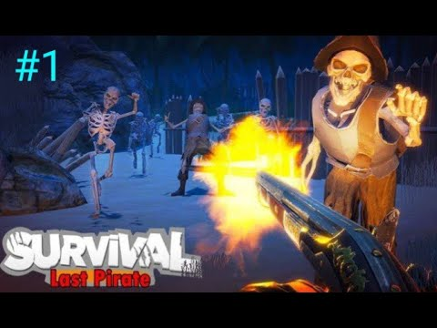 LAST PIRATE ISLAND SURVIVAL | GAMEPLAY #1 (iOS & Android)