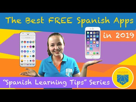 The Best Free Spanish Apps in 2019 | Spanish Academy TV