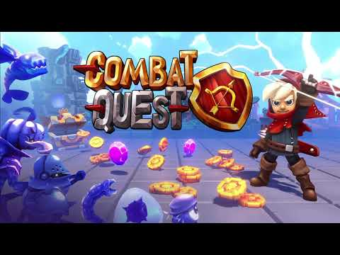 video review of Combat Quest