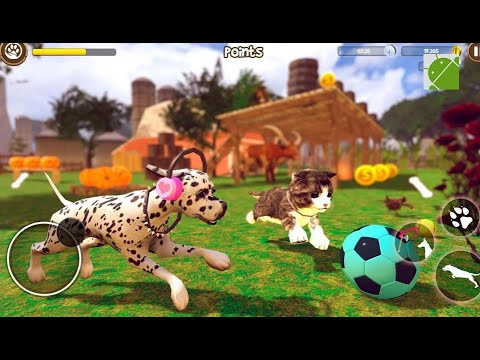 Virtual Puppy Simulator - Android Gameplay FHD