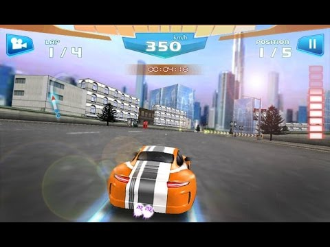 Fast Racing 3D Android Gameplay
