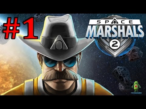 Space Marshals 2 iOS / Android Gameplay HD - #1
