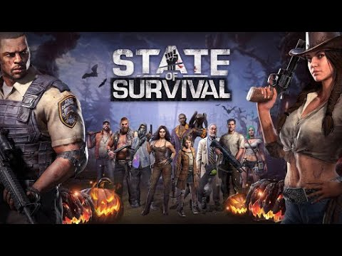 State of Survival Gameplay Review (Android & iOS)