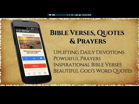 Bible Verse of The Day App - Devotional, Quotes & Prayers